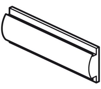 STAS minirail rail connector