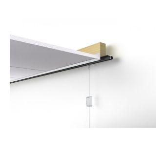 STAS u-rail + installation kit