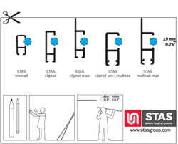 STAS drilling template