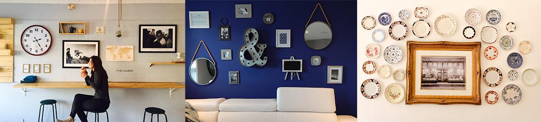 header wall gallery alternatives